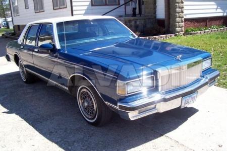 Chevrolet CAPRICE/IMPALA 02.1990-...