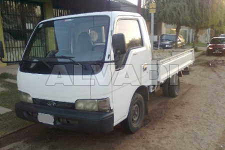 KIA K-2700/K-3000/K-3600 01.1998-12.2000