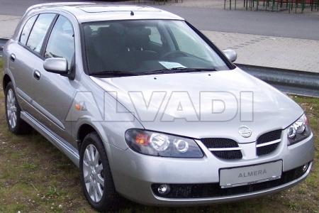 Nissan ALMERA (N16)