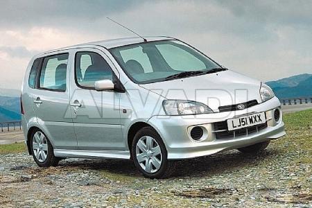 Daihatsu YRV (M2) 02.2001-...