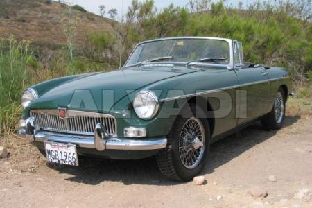 MG B 01.1966-11.1980