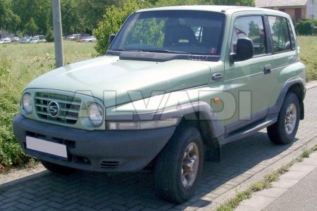 SsangYong KORANDO (KJ) 12.1996-12.2006