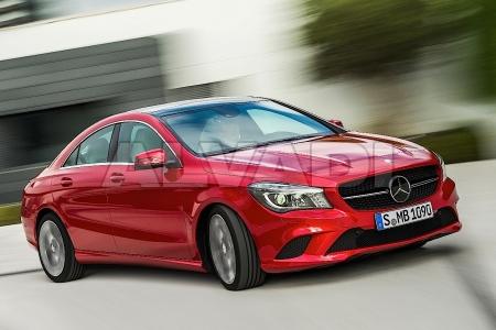 Mercedes-Benz Mercedes-Benz CLA-Class Coupe (C117)  01.2013-...