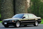 BMW 7 (E38) Tint films for car