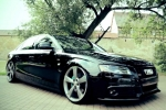 Audi A4/S4 (B8) SDN/AVANT Wires fixing parts