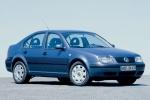 Volkswagen VW BORA (1J5/1JM) Ohjausvarren ripustuspalkki