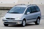 Ford GALAXY (WGR) Kopplingssats