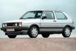 Volkswagen VW GOLF II (19E/1G) 08.1983-12.1992 varuosad