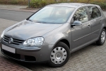 Volkswagen VW GOLF V (1K) Mc Pherson column