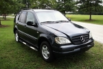 Mercedes-Benz Mercedes-Benz ML-Class (W163) 02.1998-07.2005 varuosad