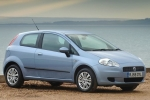 Fiat PUNTO GRANDE (199) Children's goods
