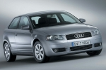 Audi A3 (8P) Rubber Strip, exhaust system