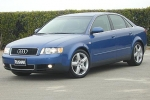 Audi A4 (B6) Glass protection