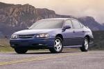 Chevrolet IMPALA 01.1999-2005 rezerves daļas