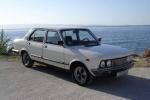Fiat 132 Клиновой ремень