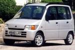Daihatsu MOVE (L6, L9) 06.1994-12.2002 varuosad