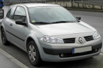 Renault MEGANE II (M) Tuulilasin pyyhkijän sulka