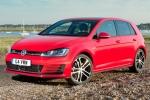 Volkswagen VW GOLF VII (5G) Väljalaskeklapp