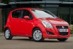 Suzuki SPLASH (EX) 06.2012-... varuosad