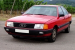 Audi 100 (C3)+ AVANT /  200 Heat Shield, injection system