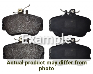 R90 REAR BLUE PRINT BRAKE PADS - ADN142177
