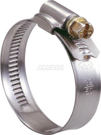 Hose clamp 16-25mm