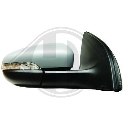 Van Wezel 5863842 Cover Exterior Mirrors