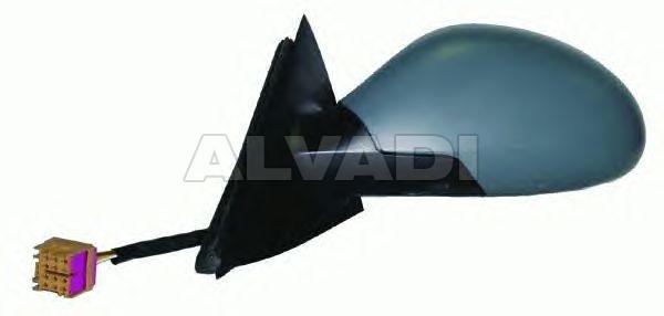 Alkar 6341802 Primed Mirror Housing