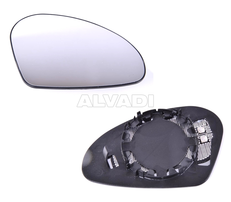 Van Wezel 4917832 Wing Mirror Glass