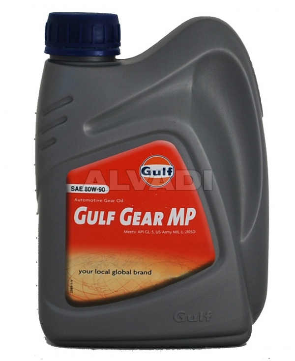 Gulfgear MP 80W90 1L