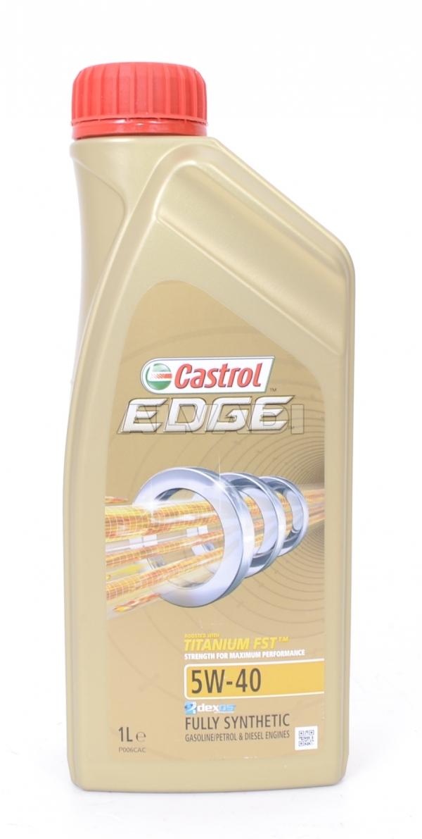 castrol edge titanium fst 5w 40 1l. Black Bedroom Furniture Sets. Home Design Ideas