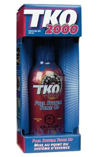 TKO 2000 FUEL SYSTEM TUNE UP 475ML