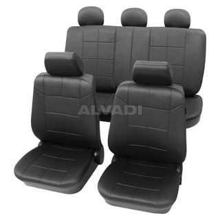 Car seat covers set