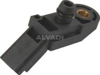 Number of connectors 4 boost pressure HELLA 6PP 009 400-551 Sensor