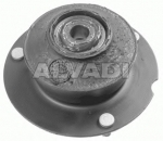 Shock absorber top mounting