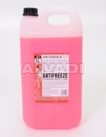 Radiator fluid -36C Red