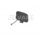 Towing hook plug